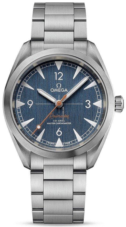 Ceny hodinek Omega Seamaster Railmaster  b37522c18a4