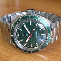 Vostok Steel 40mm Automatic 960726 new