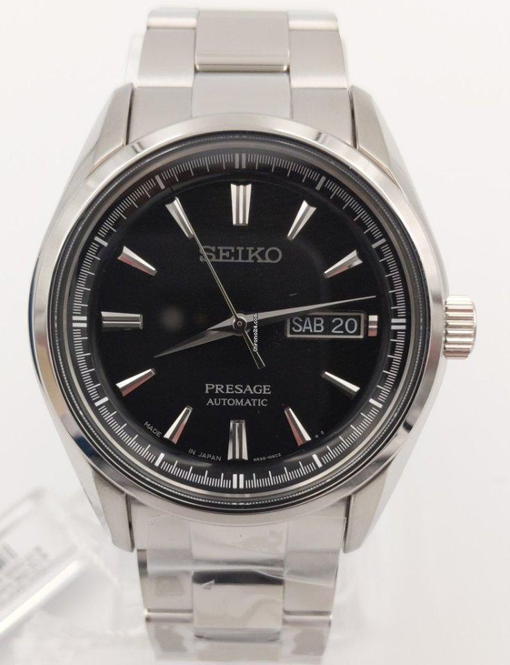 053718d52 Seiko Presage - all prices for Seiko Presage watches on Chrono24