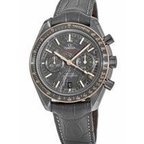 Omega Speedmaster Professional Moonwatch Céramique 44.2mm Gris Sans chiffres