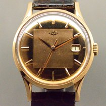 Movado Kingmatic Or rose 35mm Or (massif) Sans chiffres