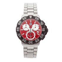 TAG Heuer Formula 1 Quartz Steel 41mm Red No numerals United States of America, Pennsylvania, Bala Cynwyd