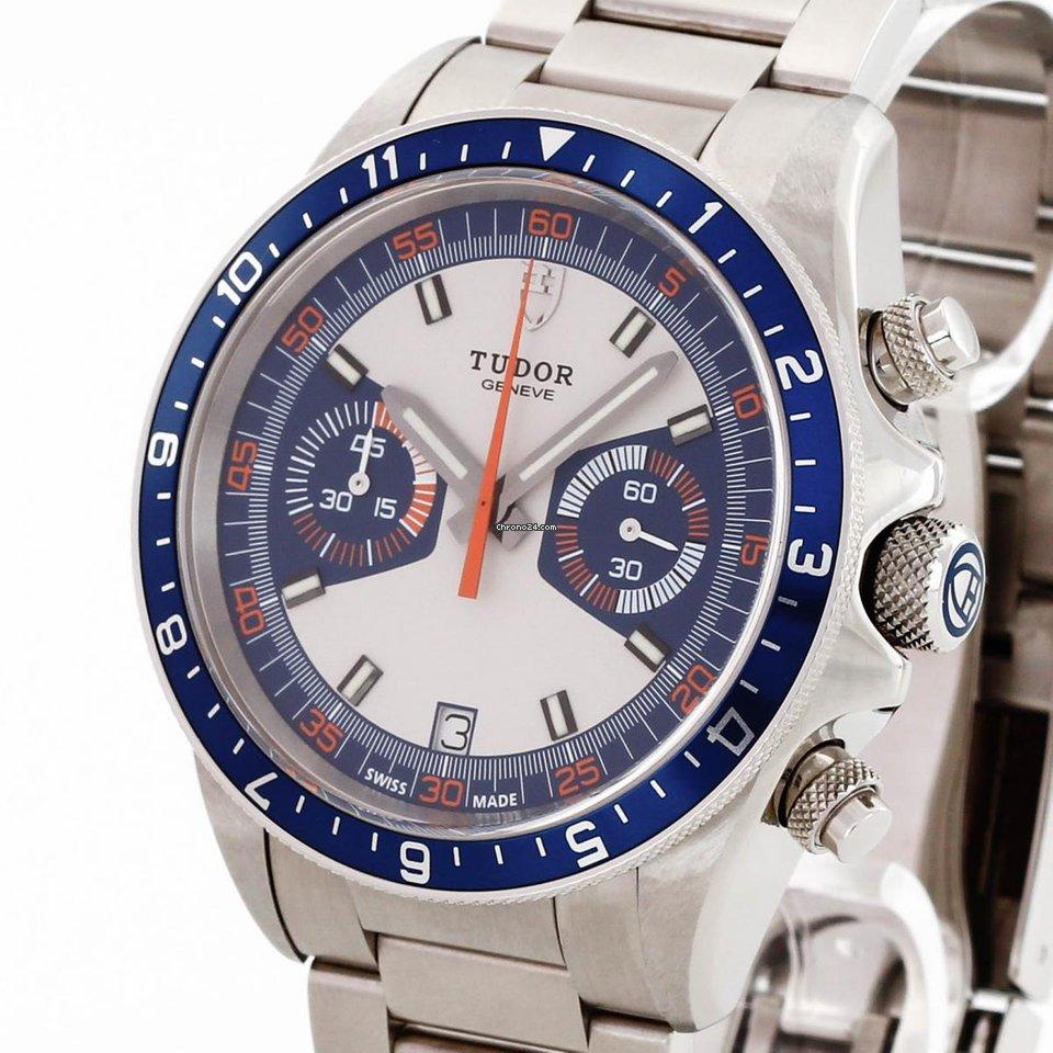 9b195ef29 Tudor Heritage Chrono Blue - all prices for Tudor Heritage Chrono Blue  watches on Chrono24