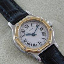 Cartier Santos (submodel) 1980 pre-owned