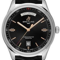Breitling A45340241B1P1 New Steel 40mm Automatic United States of America, Iowa, Des Moines