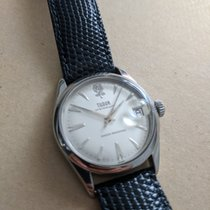 Tudor Prince Oysterdate Steel Champagne