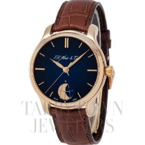 H.Moser & Cie. Rose gold 41mm Manual winding 1348-0100 new