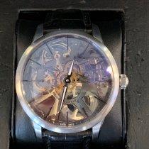 艾美 Masterpiece Squelette MP7138-SS001-030 2013 二手
