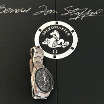 Omega Speedmaster Professional Moonwatch Steel 42mm Black No numerals United States of America, New Jersey, East Brunswick