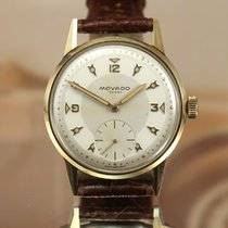 Movado Gold/Steel Manual winding new