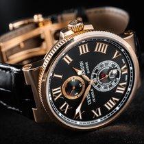 Ulysse Nardin Marine Chronometer 43mm 266-67 2014 подержанные