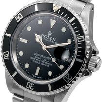 Rolex Stainless Steel 40mm Submariner 1990's - 16610 model