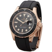 Rolex Yacht-Master new 40mm Rose gold
