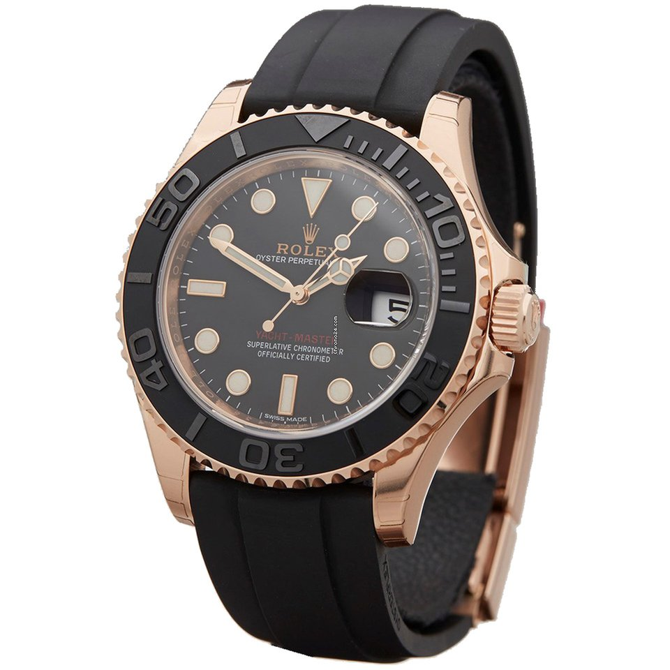 a6c40d41ddb Prezzo degli orologi Rolex Yacht-Master su Chrono24
