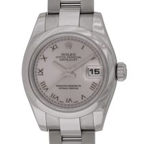 Rolex : Ladies Datejust 26mm :  179160 :  Stainless Steel :...