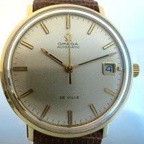 Omega vintage 1968 DE VILLE Auto caliber 565 case 166.0033