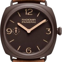 Panerai Radiomir PAM 504 3 days GOLD HANDS (Limited edition)...