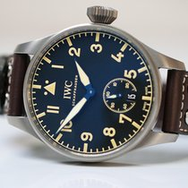 IWC Big Pilot limited edition full set