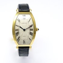 Cartier Collection Privee Montre Tonneau GM