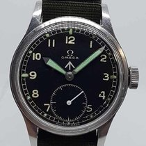 Omega British military issue wristwatch www dirty dozen 1940s