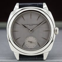 Laurent Ferrier FBN229.01 Galet Micro Rotor Square SS Silver...