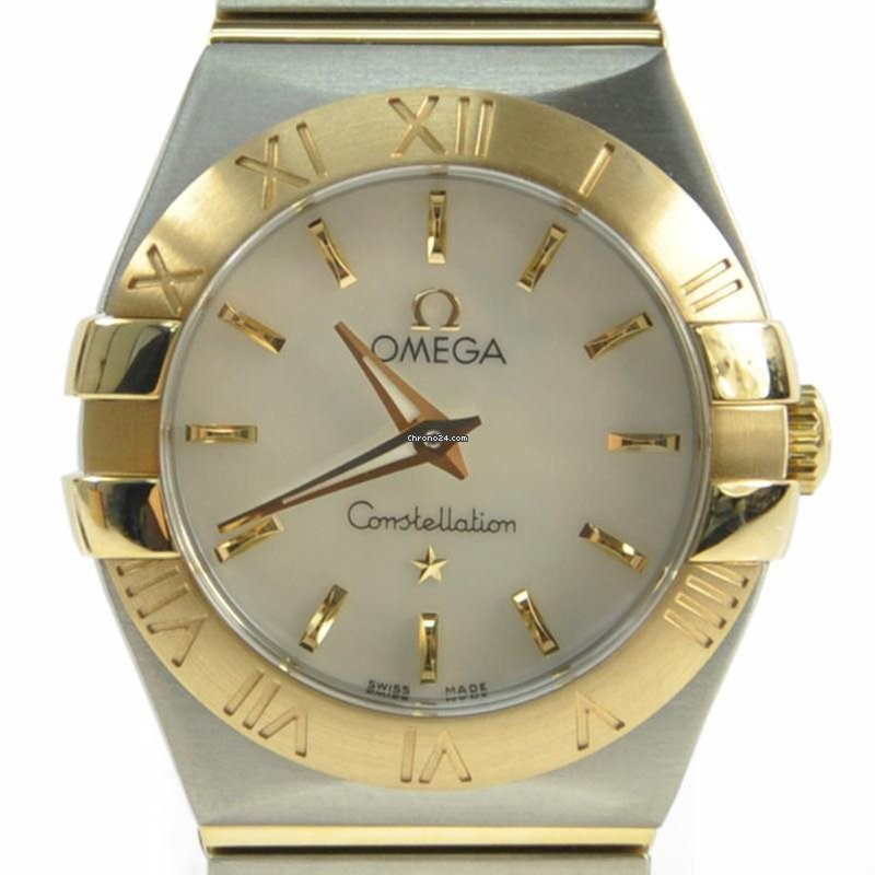 Omega Constellation Quartz óra árak  77ba09c47b
