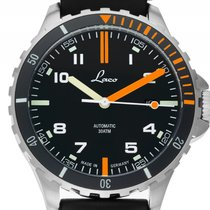 Laco 42mm Automatic new Black