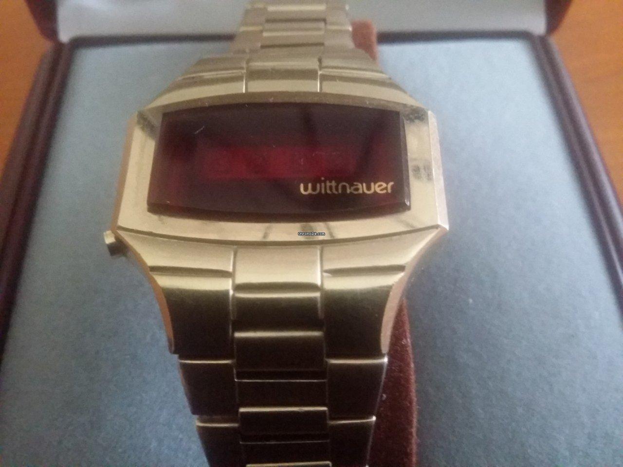 Μεταχειρισμένα ρολόγια Wittnauer  a90e85b1bd4