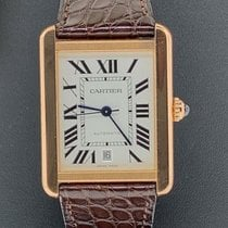 Cartier Tank Solo 40.8mm Brown United States of America, New York, New York
