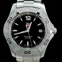 TAG Heuer Aquaracer 300M occasion 39mm Noir Date Acier