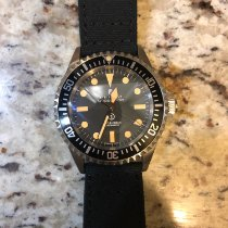 Steinhart 42mm Automatic 2018 pre-owned Black