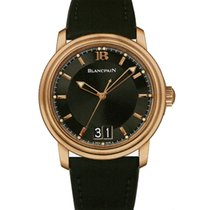 Blancpain Léman Ultra Slim 2850A-3630-64B pre-owned