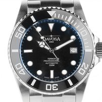 Davosa Ternos Professional neu Automatik Uhr mit Original-Box und Original-Papieren 161.559.50
