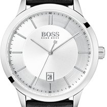 Hugo Boss Steel 41mm Quartz 1513613 new