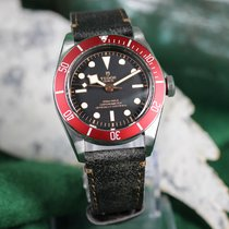 Tudor Steel 41mm Automatic M79230R-0011 pre-owned