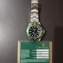 Rolex 116610LV Steel 2010 Submariner Date 40mm pre-owned United Kingdom, CHESTER
