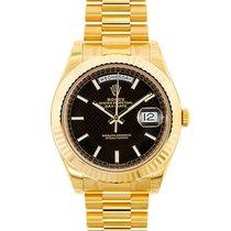 Rolex Day-Date 40 nuevo Automático Reloj con estuche y documentos originales 228238