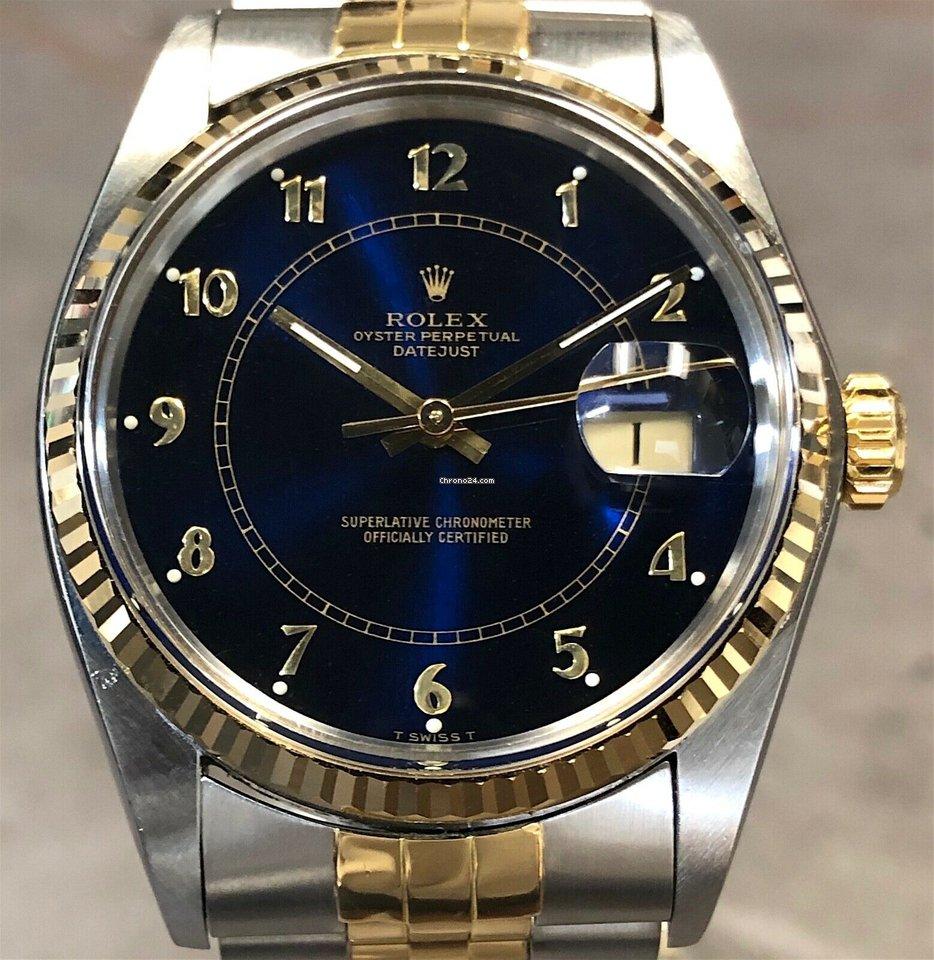 5b456ddfbb3 Rolex 16013 | Rolex Reference Ref ID 16013 Watch at Chrono24