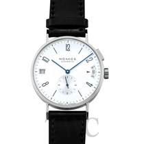 NOMOS Tangomat GMT 40mm White