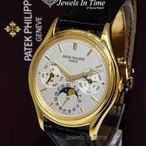 Patek Philippe 3940 Yellow gold 2007 Perpetual Calendar 36mm pre-owned United States of America, Florida, 33431