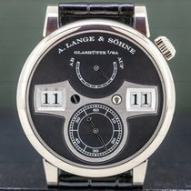 A. Lange & Söhne 140.029 2014 Zeitwerk 41.9mm pre-owned United States of America, Massachusetts, Boston