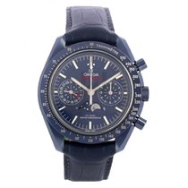 Omega Speedmaster Professional Moonwatch Moonphase Керамика 44mm Синий