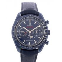 Omega Speedmaster Professional Moonwatch Moonphase 304.93.44.52.03.001 new
