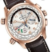 Zenith El Primero Doublematic Rose gold 45mm Black Arabic numerals United States of America, Florida, Sunny Isles Beach