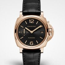 Panerai Rose gold Automatic new Luminor Due
