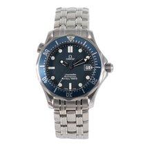 Omega Seamaster Diver 300 M Steel 38mm Blue