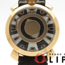 Gaga Milano 48mm Automatic 9091.01 pre-owned
