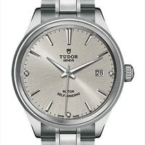 Tudor Style 12500-0003 New Steel 38mm Automatic