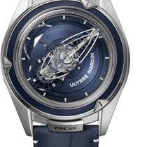 Ulysse Nardin Platinum 45mm Automatic 2505-250 new