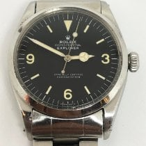 Rolex Explorer 1016 Good Steel 36mm Automatic